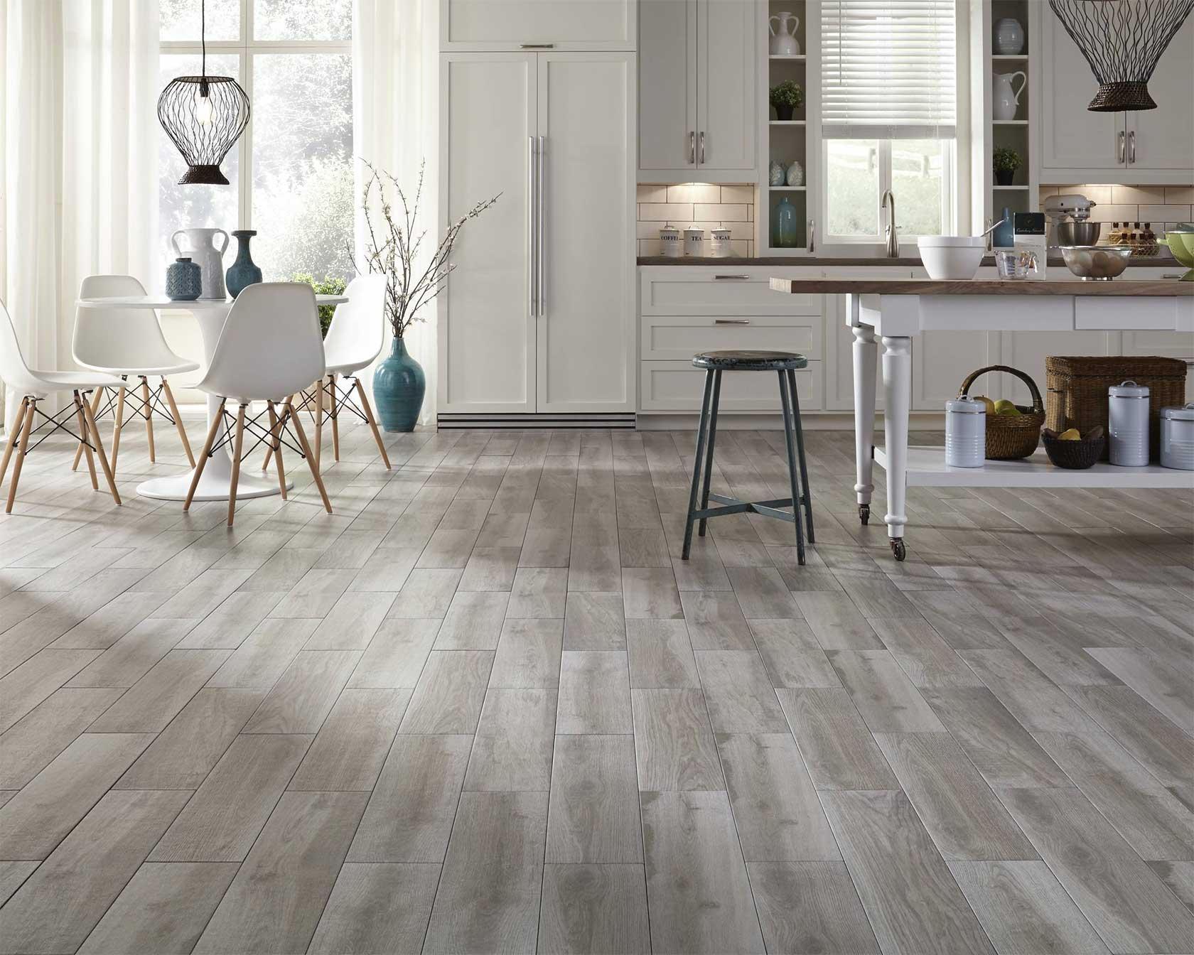Light Wooden Floor