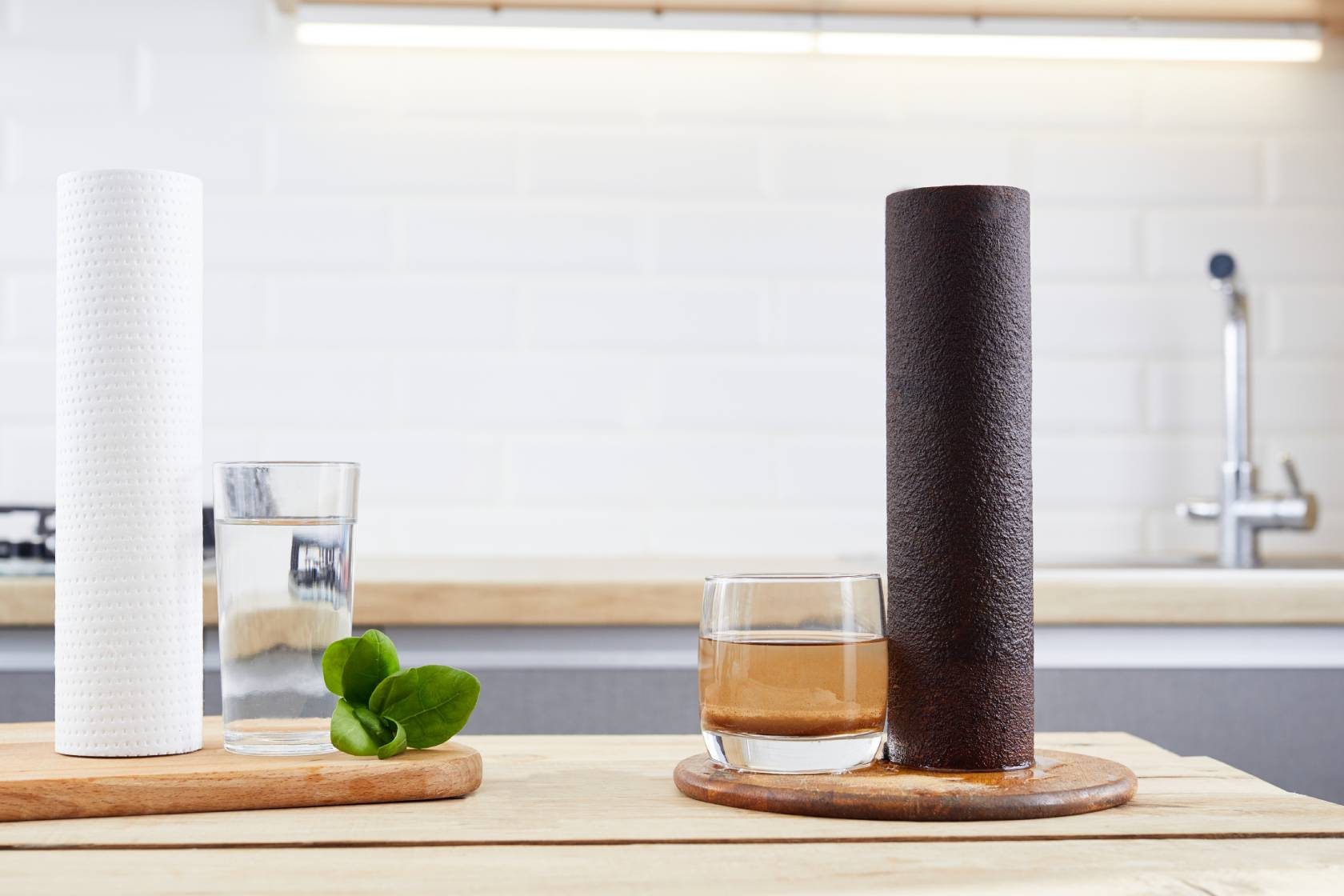 Used Water Filter