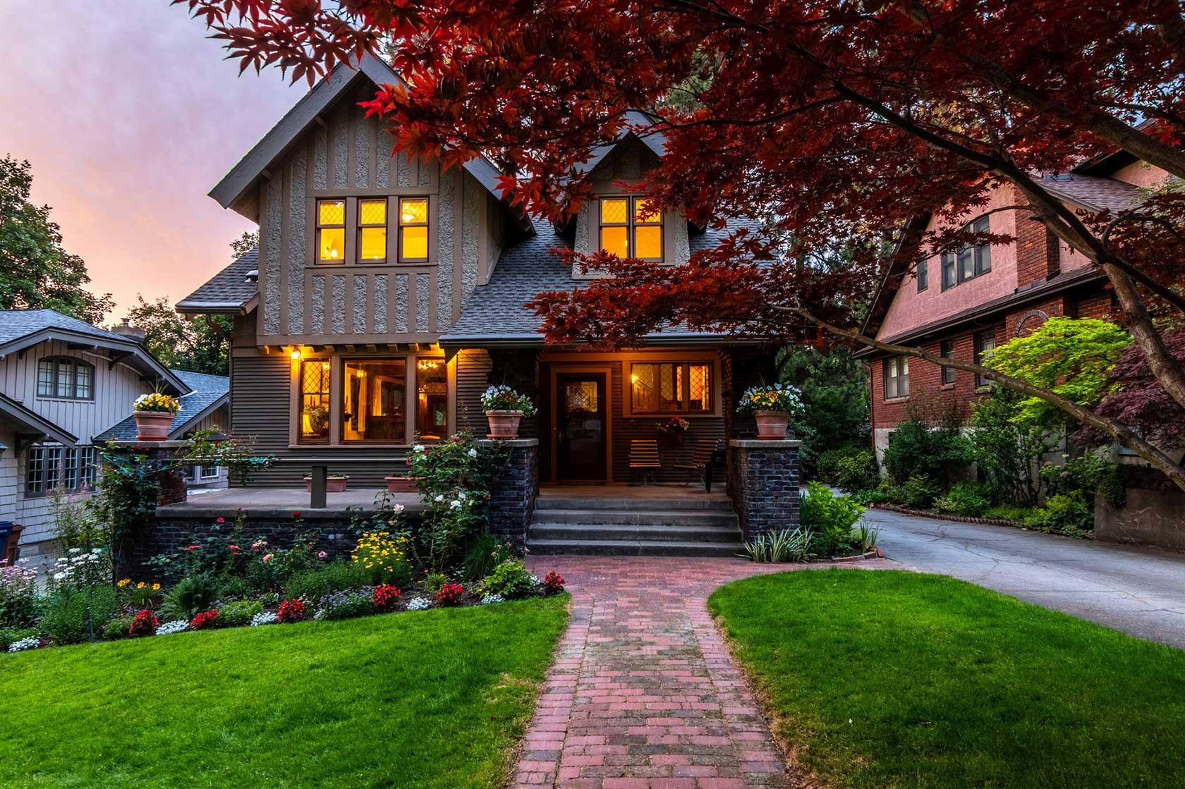 Impeccable House
