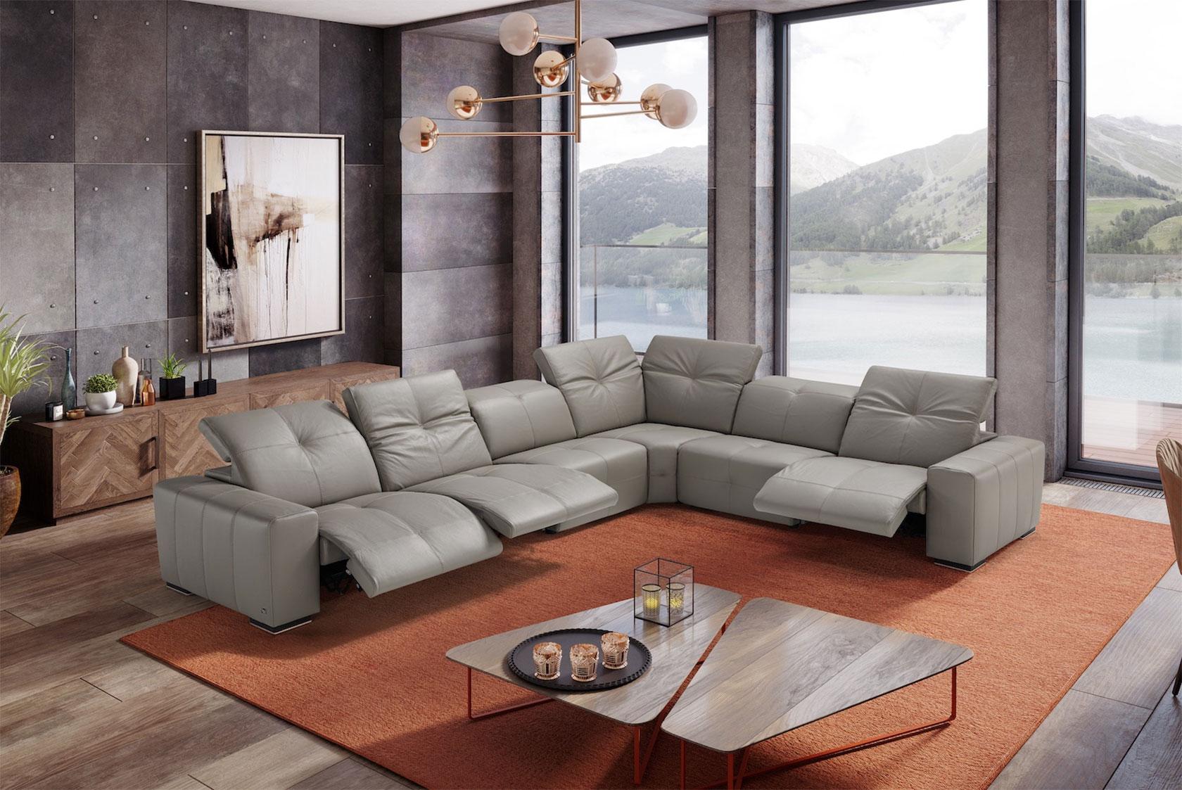 Italian Leather Furniture